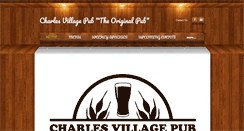 Preview of charlesvillagepub.net